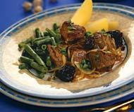 Рецепт Баранина в арабском стиле