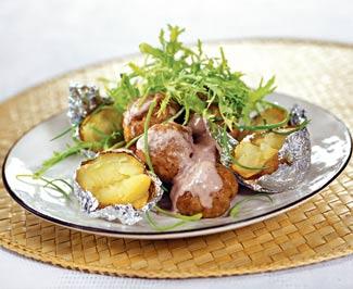 Рецепт Тефтели по-итальянски