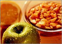 Рецепт Яблочное варенье с карамелью
