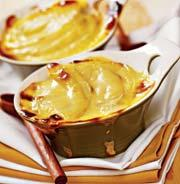 Рецепт Гратен из манго