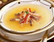 Рецепт Густой гусиный суп из потрохов