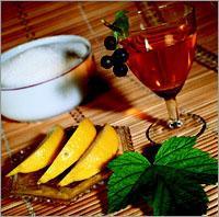 Рецепт Шампанское из листьев черной смородины