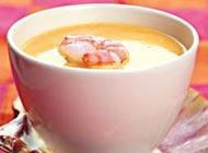 Рецепт Суп из панцирей креветок