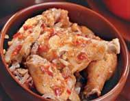 Рецепт Чахохбили из курицы