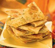 Рецепт Парата, индийский хлеб с пряностями