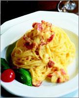 Рецепт Спагетти алла карбонара