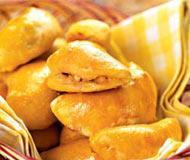 Рецепт Пирожки с начинкой из курицы