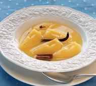Рецепт Груши, запеченные в сиропе с корицей