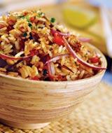 Рецепт Классический тайский жареный рис