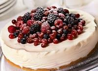 Рецепт Торт-мусс с ягодами