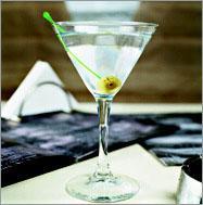 Рецепт Сапфир мартини