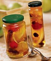 Рецепт Яблочное желе с корицей