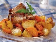 Рецепт Засахаренные морковь и репа