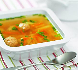 Рецепт Тосканский суп с фрикадельками