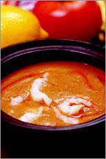 Рецепт Испанский креветочный суп