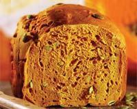 Рецепт Тыквенный хлеб
