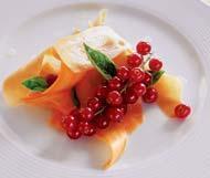 Рецепт Салат из моркови, смородины и мяты