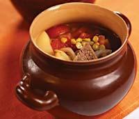 Рецепт Суп-пити в горшочках
