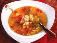 Рецепт Острый тунисский рыбный суп