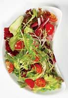 Рецепт Салат-микс с помидорами черри