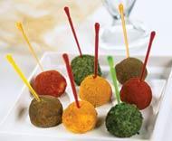 Рецепт Сырные шарики