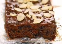Рецепт Шоколадно-сливовый террин