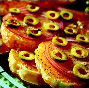 Рецепт Апельсиновый салат с черным перцем