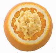 Рецепт Апельсиновый соус с хреном (к рыбе и морепродуктам)