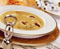 Рецепт Гороховый суп с картофельными клецками