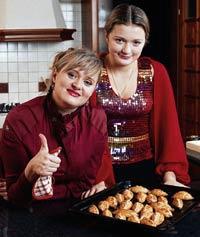 Рецепт Пирожки от Анны и Нади Михалковых