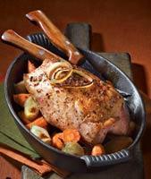 Рецепт Свиное филе в медовой глазури