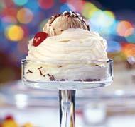 Рецепт Безе с мороженым