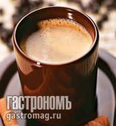 Рецепт Кофейный пунш