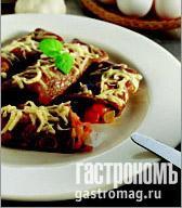 Рецепт Блинчики с кофе