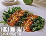 Рецепт Карпаччо из свежего лосося
