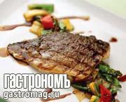 Рецепт Дорада с овощами