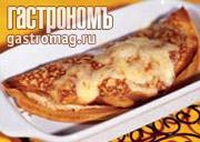 Рецепт Блинчики c суфле из горбуши