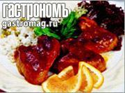 Медовые крылышки, пошаговый рецепт с фото