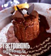 Рецепт Мусс из темного горького шоколада