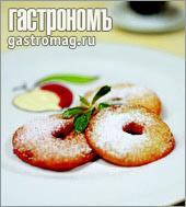 Рецепт Яблоки, жаренные в кляре