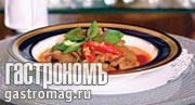 Рецепт Yam Nuea, тайский салат с говядиной