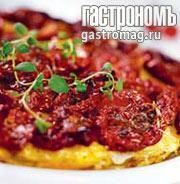 Рецепт Картофельная запеканка с сушеными помидорами