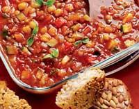Рецепт Густой овощной чаудер в духовке