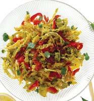Рецепт Пряный салат из капусты