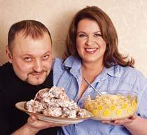 Рецепт Курица по-литовски с украинским пюре от Русланы Писанки