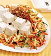 Рецепт 10-минутный тофу