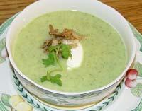 Рецепт Суп-пюре из петрушки