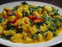 Рецепт Тайский салат