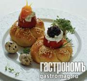 Рецепт Пасхальный завтрак