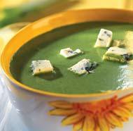 Рецепт Суп из щавеля с сыром